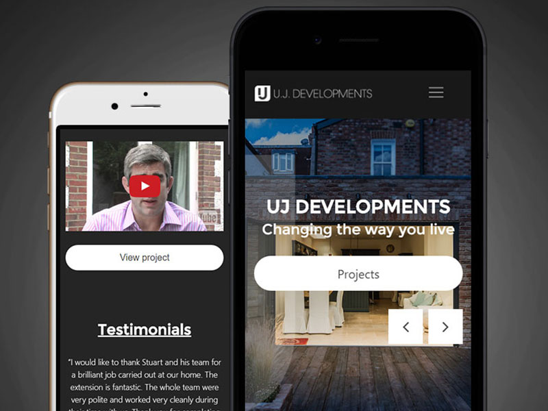 UJ Developments