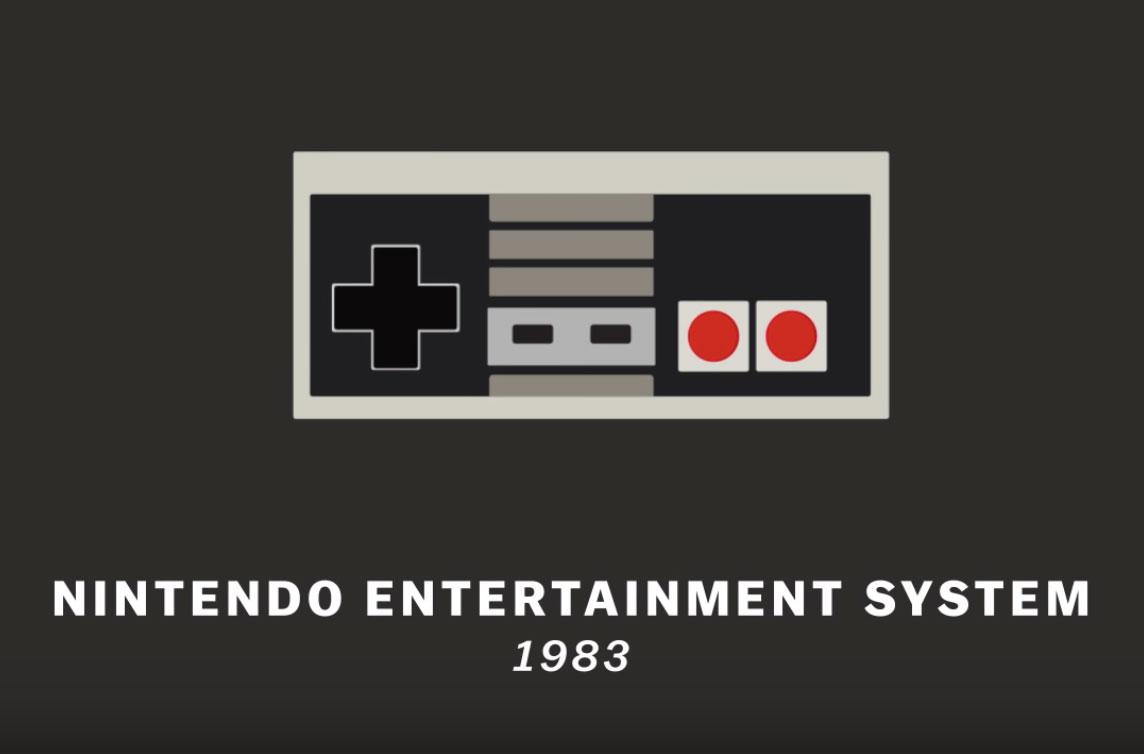 How Nintendo designs a game